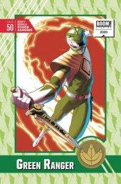 Mighty Morphin Power Rangers #50 1:25 Incentive Anka Varaint