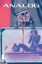 Analog #3 Cover B McCrea
