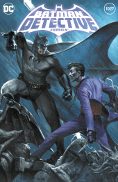 Detective Comics #1027 Trade Variant Edition by Gabriele Dell