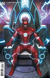Flash Forward #6 Variant Edition