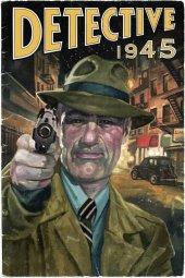 Detective 1945 #1 Barry McGowan Variant