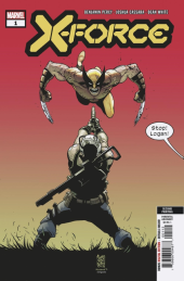 X-Force #1 2nd Printing