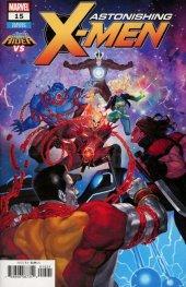 Astonishing X-Men #15 Akcho Cosmic Ghost Rider Vs. Variant