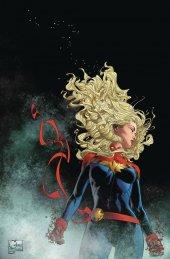The Life of Captain Marvel #3 1:100 Joe Quesada Virgin Incentive Variant