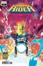 Cosmic Ghost Rider #1 Midtown Comics Exclusive Christian Ward Variant