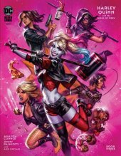 Harley Quinn and the Birds of Prey #3 Variant Edition