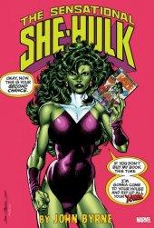 The Sensational She-Hulk By John Byrne Omnibus HC DM Variant