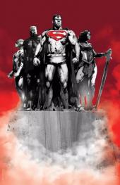 Justice League #1 Jetpack Jock Virgin Variant