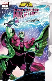 Lords of Empyre: Emperor Hulkling #1 Vecchio Variant