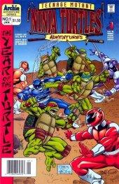 teenage mutant ninja turtles adventures #1