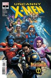 Uncanny X-Men #1 Original Cover