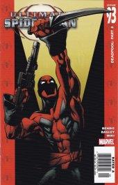 Ultimate Spider-Man #93 Newsstand Edition