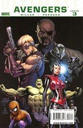 Ultimate Avengers #3
