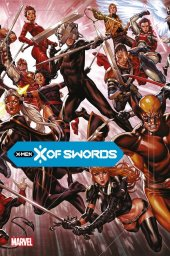 X of Swords HC Brooks Variant