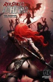 Red Sonja: Age of Chaos #6 1:11 Incentive