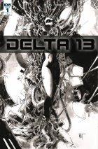 Delta 13 #1 1:10 Incentive Variant