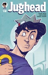 Jughead #16 Cover C Elliot Fernandez