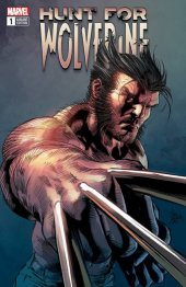 Hunt for Wolverine #1 Mike Deodato Variant A