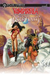 Vampirella / Dejah Thoris #1 Sgn Atlas Ed