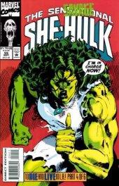 The Sensational She-Hulk #55