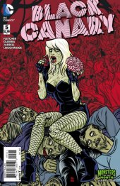 Black Canary #5 Monsters Variant