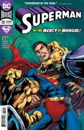 Superman #20 Original Cover