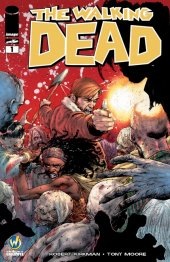 The Walking Dead #1 Wizard World Nashville Comic Con 2015 Variant