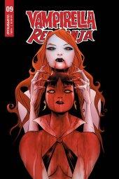 Vampirella / Red Sonja #9