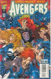The Avengers #389