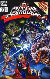 Starblast #1