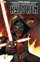 Star Wars: The Rise of Kylo Ren #4 1:25 Variant Cover