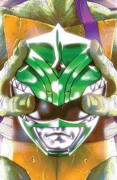 Mighty Morphin Power Rangers / Teenage Mutant Ninja Turtles #5 1:25 Incentive