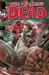 The Walking Dead #1 Wizard World Comic Con Philadelphia Exclusive 2015 Variant