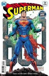 Superman #34 Variant Edition