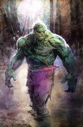 The Immortal Hulk #20 Bill Sienkiewicz Art Variant Cover