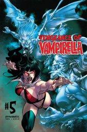 Vengeance of Vampirella #5 Cover C Buzz