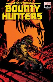 Star Wars: Bounty Hunters #3 1:25 Golden Variant