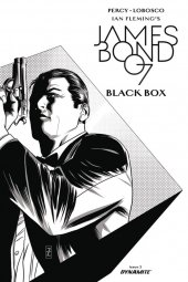 James Bond: Black Box #3 Cover E 1:20 Zircher B&w In
