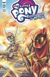 My Little Pony: Friendship Is Magic #88 Cover B Richard