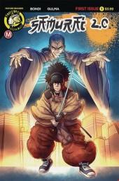Samurai  2.0 #1