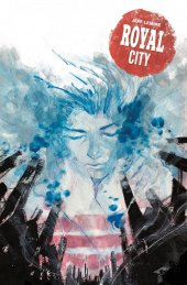 Royal City #14 Cover C Fawkes