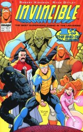 Invincible #133 Image Tribute Variant