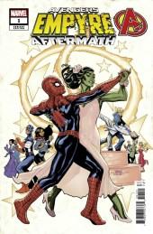 Empyre: Aftermath - Avengers #1 Dodson Variant