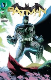 Batman #50 Rafael Albuquerque Fried Pie Color Variant