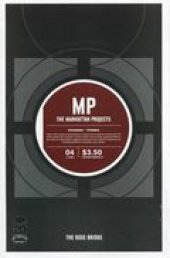 The Manhattan Projects #4 2nd Printing
