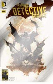 Detective Comics #1000 ComicSketchArt Exclusive Gold Foil Variant