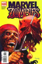 Marvel Zombies #3 Variant Edition