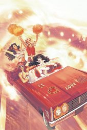 Red Sonja & Vampirella Meet Betty & Veronica #11 Dalton Ltd Virgin Cover