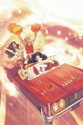 Red Sonja & Vampirella Meet Betty & Veronica #11 Dalton Limited Virgin Cover
