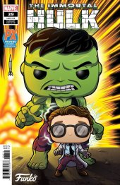The Immortal Hulk #39 Funko Variant